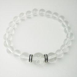 画像3: 梵字 パワーストーン水晶ブレス:金剛の光輪 水晶SA